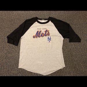 Vintage NY Mets baseball tee